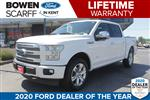 2017 Ford F-150 SuperCrew Cab 4x4, Pickup #52684 - photo 1