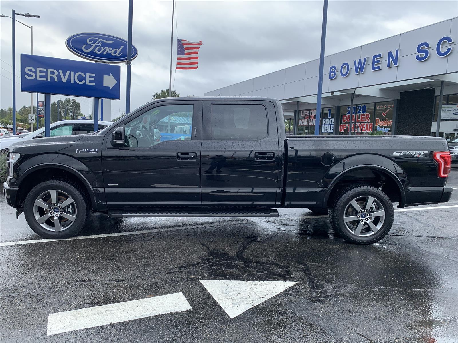 2017 Ford F-150 SuperCrew Cab 4x4, Pickup #52690 - photo 21