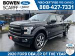 2017 Ford F-150 SuperCrew Cab 4x4, Pickup #52690 - photo 1
