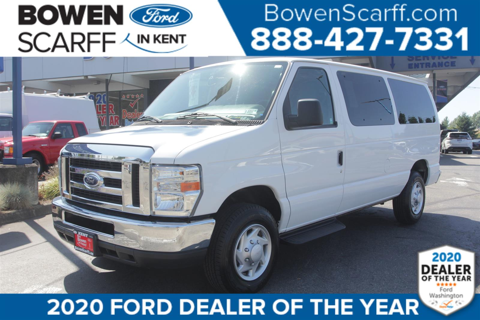 2014 Ford E-350 4x2, Passenger Wagon #52693 - photo 1