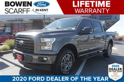 2017 Ford F-150 SuperCrew Cab 4x4, Pickup #52704 - photo 1
