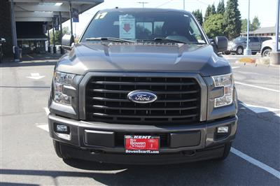2017 Ford F-150 SuperCrew Cab 4x4, Pickup #52704 - photo 2