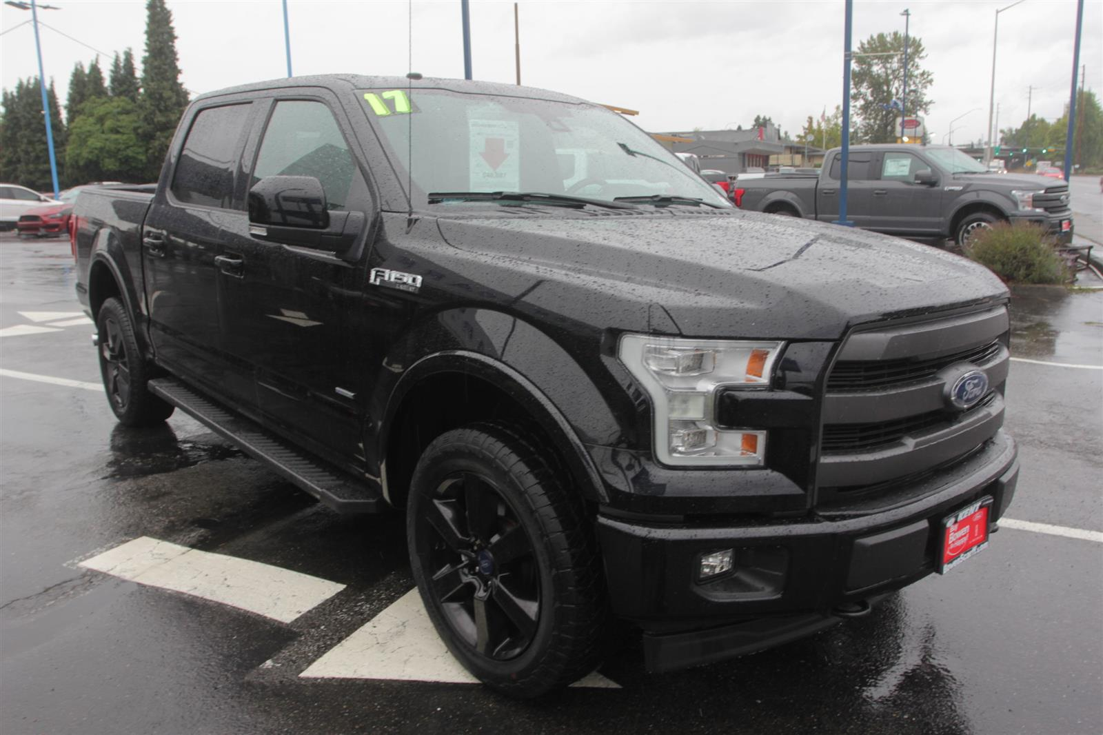 2017 Ford F-150 SuperCrew Cab 4x4, Pickup #52705 - photo 4