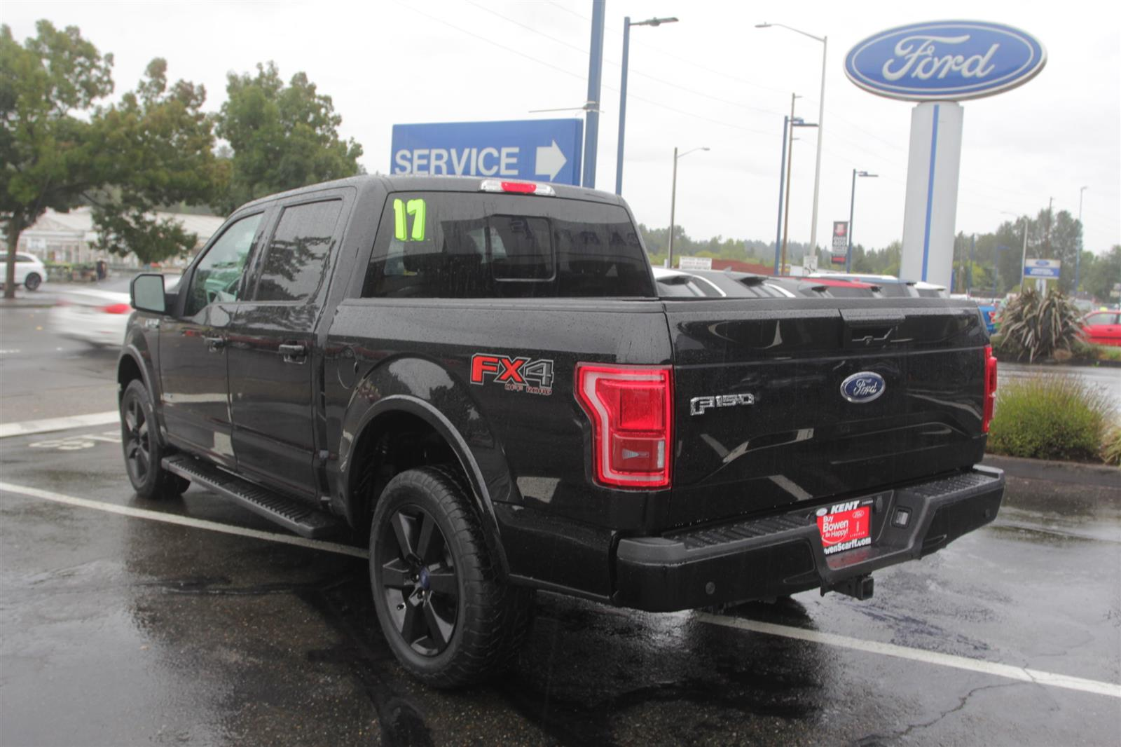 2017 Ford F-150 SuperCrew Cab 4x4, Pickup #52705 - photo 2
