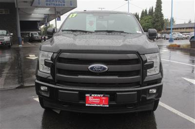 2017 Ford F-150 SuperCrew Cab 4x4, Pickup #52705 - photo 3