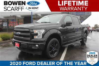 2017 Ford F-150 SuperCrew Cab 4x4, Pickup #52705 - photo 1