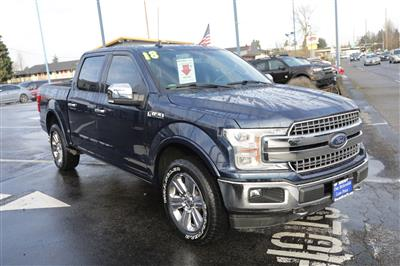 2018 Ford F-150 SuperCrew Cab 4x4, Pickup #52745 - photo 3
