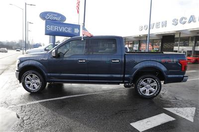 2018 Ford F-150 SuperCrew Cab 4x4, Pickup #52745 - photo 8