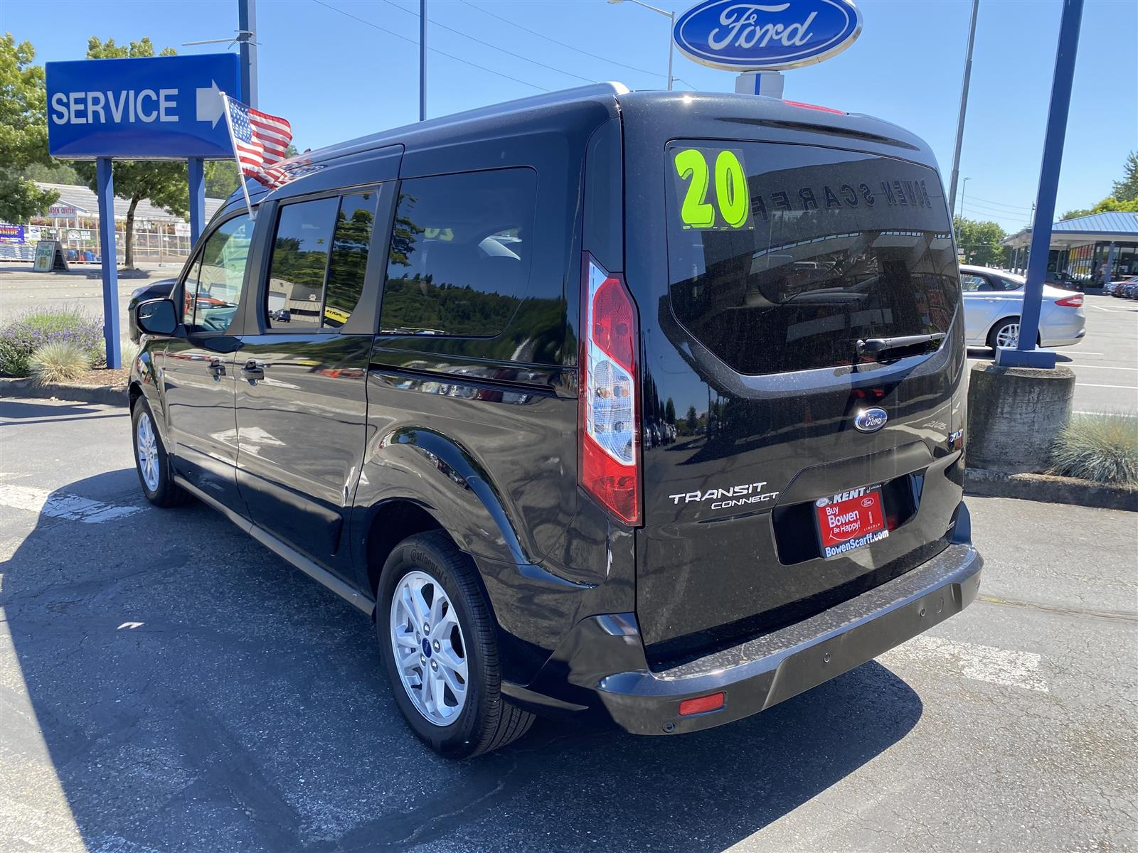 2020 Ford Transit Connect, Passenger Wagon #91167 - photo 1