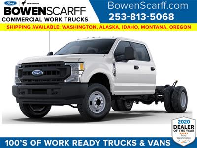 2021 Ford F-350 Crew Cab DRW 4x4, Cab Chassis #913HW3H - photo 1