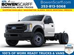 2021 Ford F-450 Regular Cab DRW 4x2, Cab Chassis #9170F4G - photo 1
