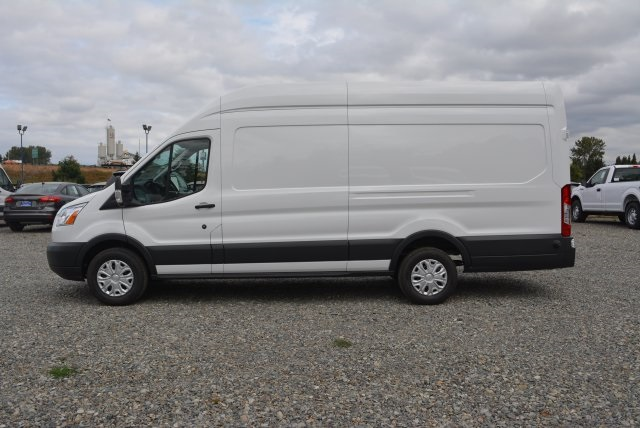 2018 Transit 350 High Roof 4x2,  Empty Cargo Van #E7713 - photo 3
