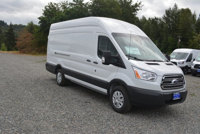 2018 Transit 350 High Roof 4x2,  Empty Cargo Van #E7713 - photo 5