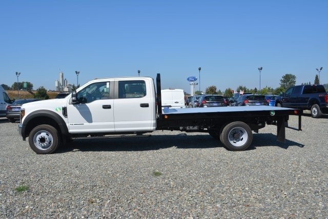 2018 F-450 Crew Cab DRW 4x2,  Platform Body #E7751 - photo 3