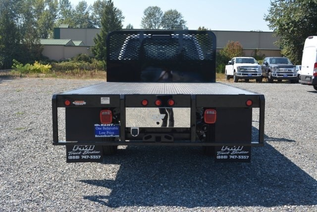 2018 F-450 Crew Cab DRW 4x2,  Platform Body #E7751 - photo 8