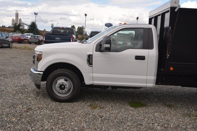 2018 F-350 Regular Cab DRW 4x2,  Landscape Dump #E7765 - photo 4