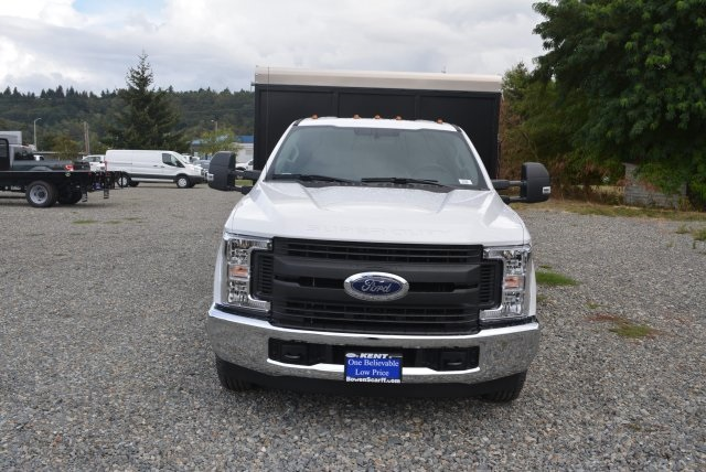 2018 F-350 Regular Cab DRW 4x2,  Landscape Dump #E7765 - photo 5