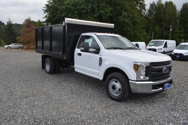 2018 F-350 Regular Cab DRW 4x2,  Landscape Dump #E7765 - photo 6