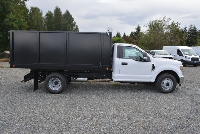 2018 F-350 Regular Cab DRW 4x2,  Landscape Dump #E7765 - photo 7