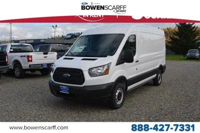 2019 Transit 250 Med Roof 4x2,  Empty Cargo Van #E7910 - photo 1