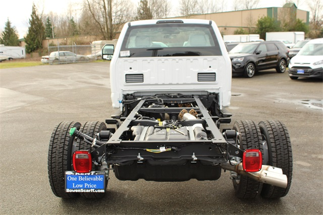 2019 F-450 Regular Cab DRW 4x2,  Cab Chassis #E7957 - photo 4