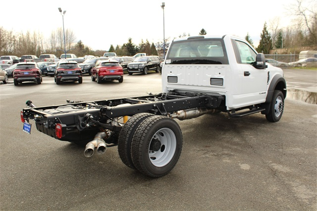 2019 F-450 Regular Cab DRW 4x2,  Cab Chassis #E7957 - photo 5