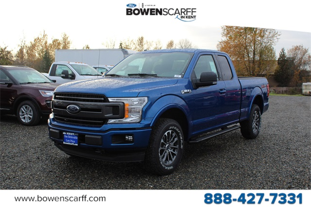 2018 F-150 Super Cab 4x4,  Pickup #E7980 - photo 1
