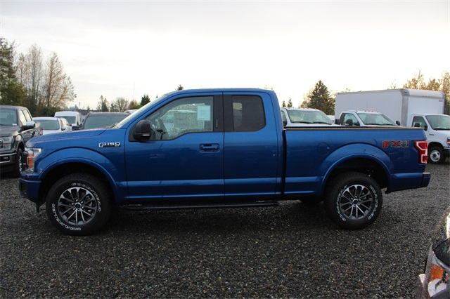 2018 F-150 Super Cab 4x4,  Pickup #E7980 - photo 7