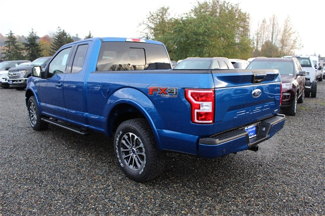 2018 F-150 Super Cab 4x4,  Pickup #E7980 - photo 2