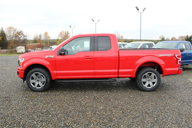 2018 F-150 Super Cab 4x4,  Pickup #E7983 - photo 3