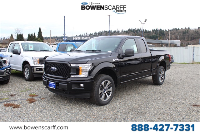 2019 F-150 Super Cab 4x4,  Pickup #E8032 - photo 1