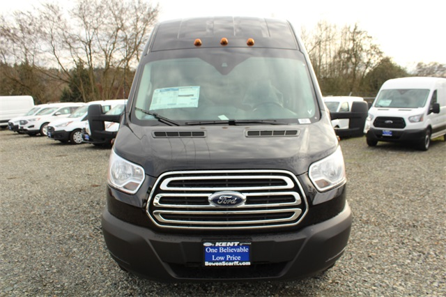 2019 Transit 350 HD High Roof DRW 4x2,  Passenger Wagon #E8125 - photo 13