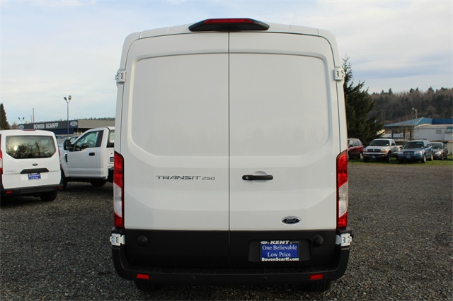 2019 Transit 250 Med Roof 4x2,  Empty Cargo Van #E8130 - photo 5