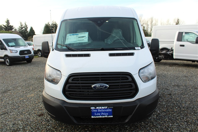 2019 Transit 250 Med Roof 4x2,  Empty Cargo Van #E8130 - photo 9