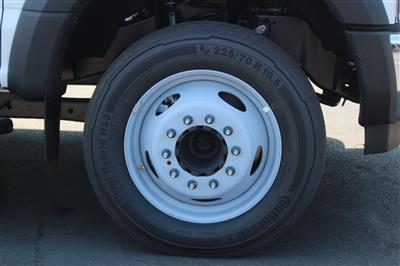 2019 F-550 Regular Cab DRW 4x2, Scelzi CTFB Contractor Body #E8259 - photo 6