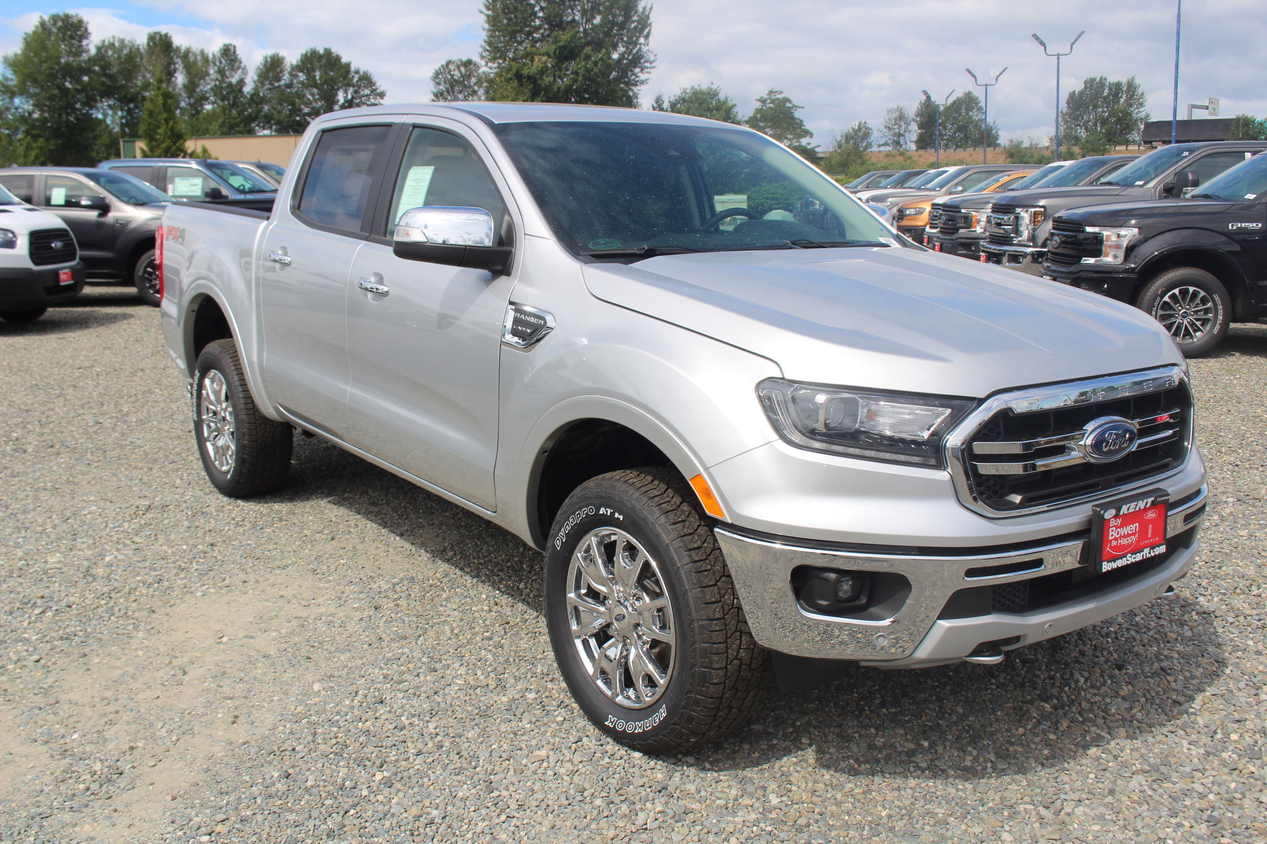 2019 Ranger SuperCrew Cab 4x4, Pickup #E8452 - photo 6