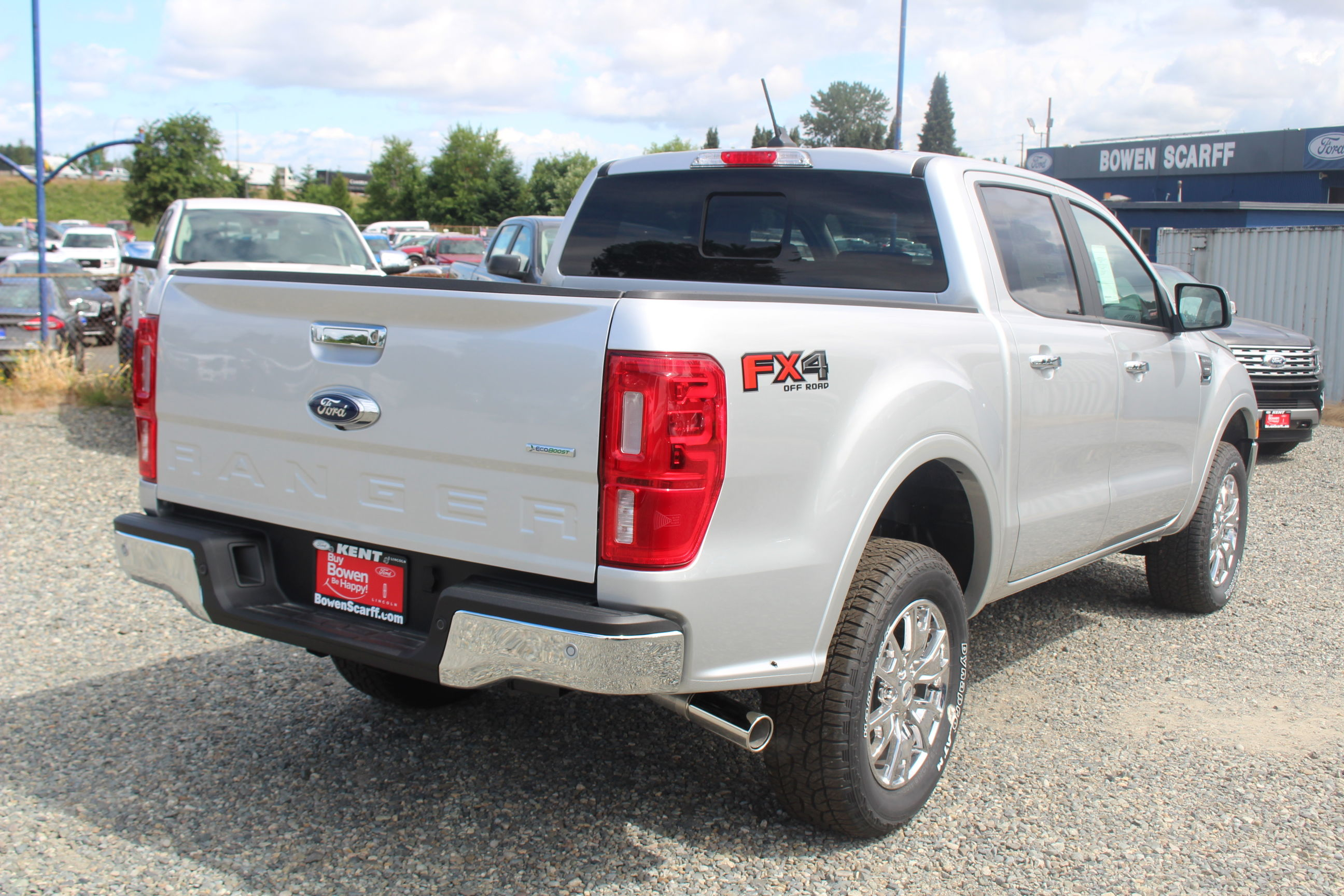 2019 Ranger SuperCrew Cab 4x4, Pickup #E8452 - photo 2