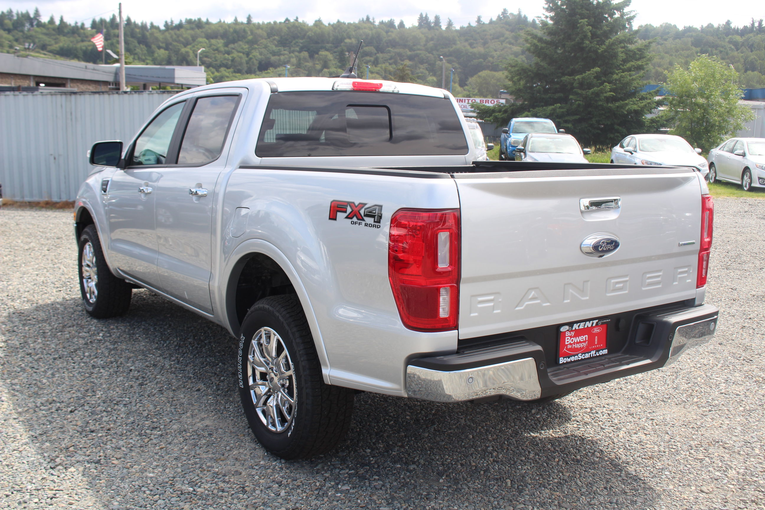 2019 Ranger SuperCrew Cab 4x4, Pickup #E8452 - photo 3