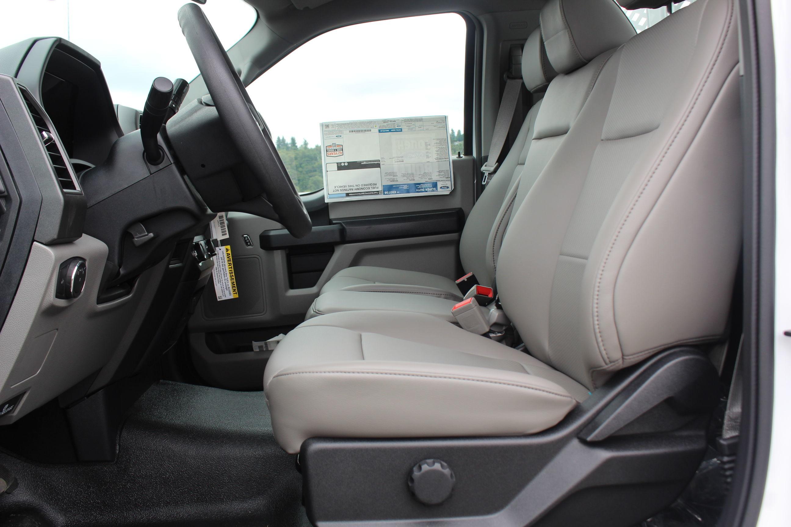 2019 F-450 Regular Cab DRW 4x2, Scelzi CTFB Contractor Body #E8580 - photo 13