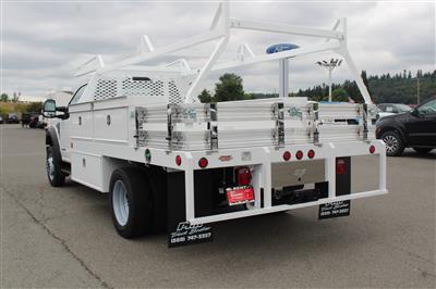 2019 F-450 Regular Cab DRW 4x2, Scelzi CTFB Contractor Body #E8580 - photo 2