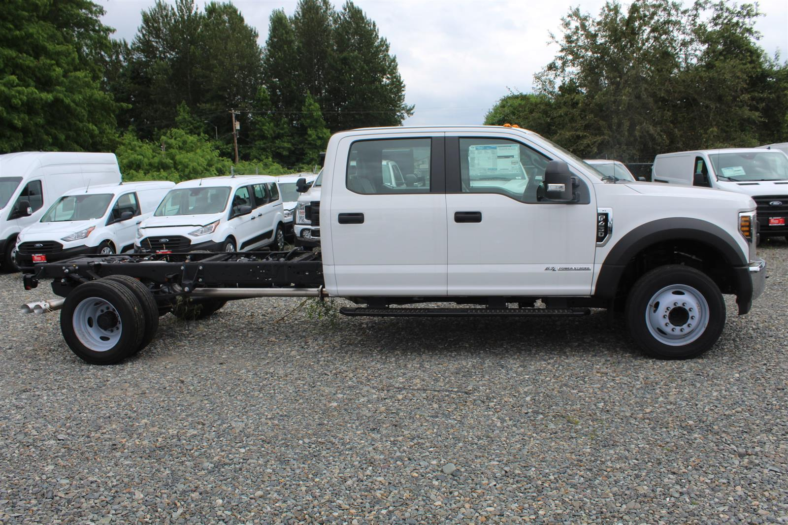2019 Ford F-450 Crew Cab DRW 4x2, Cab Chassis #E8646 - photo 6