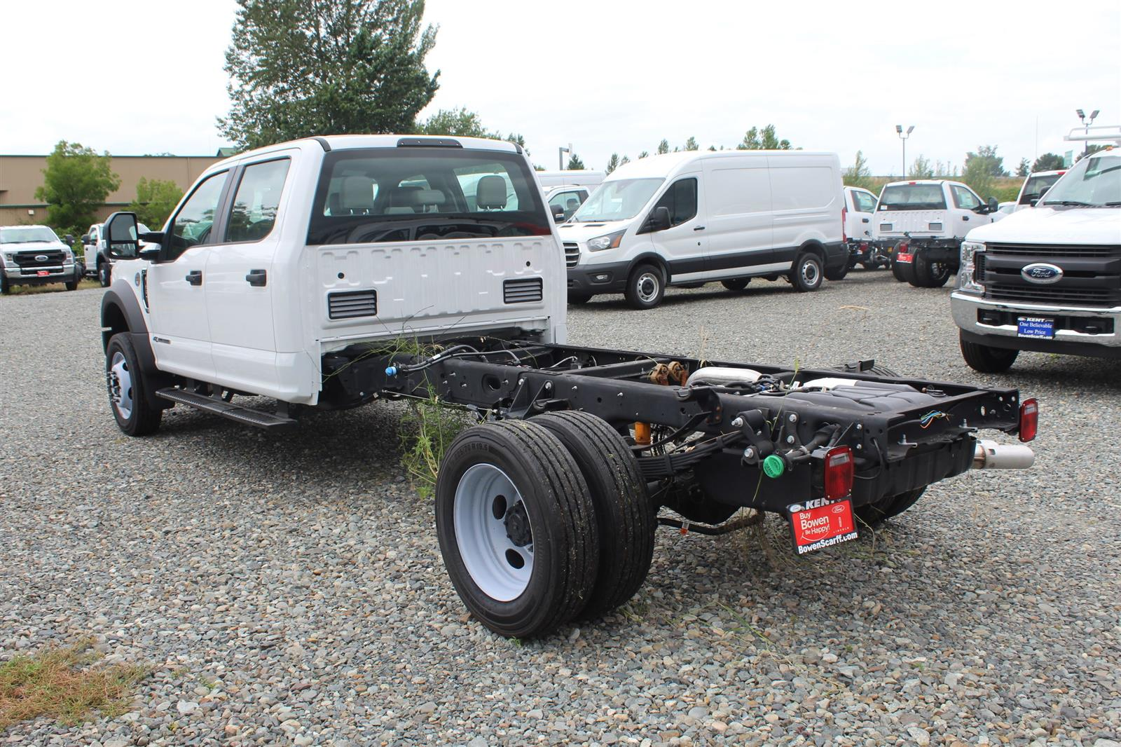 2019 Ford F-450 Crew Cab DRW 4x2, Cab Chassis #E8646 - photo 2