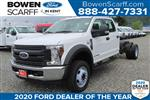 2019 Ford F-450 Crew Cab DRW 4x2, Cab Chassis #E8646 - photo 1