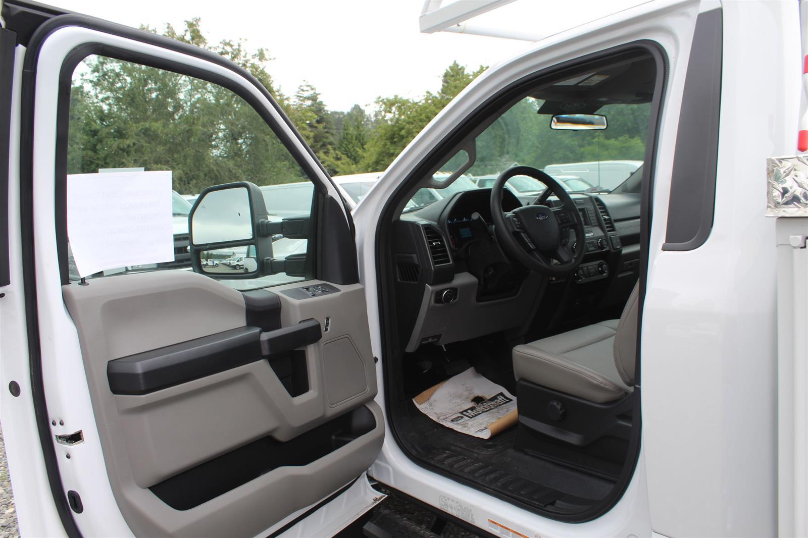 2019 Ford F-550 Regular Cab DRW 4x2, Monroe MSS II Deluxe Service Body #E8663 - photo 11