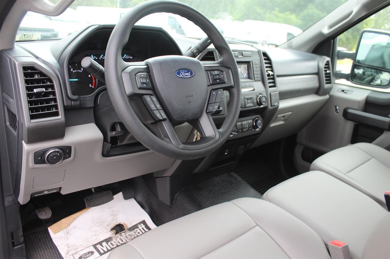 2019 Ford F-550 Regular Cab DRW 4x2, Monroe MSS II Deluxe Service Body #E8663 - photo 14