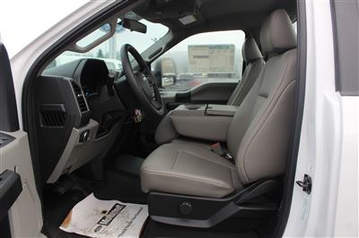 2019 F-550 Regular Cab DRW 4x2, Monroe MSS II Deluxe Service Body #E8663 - photo 14