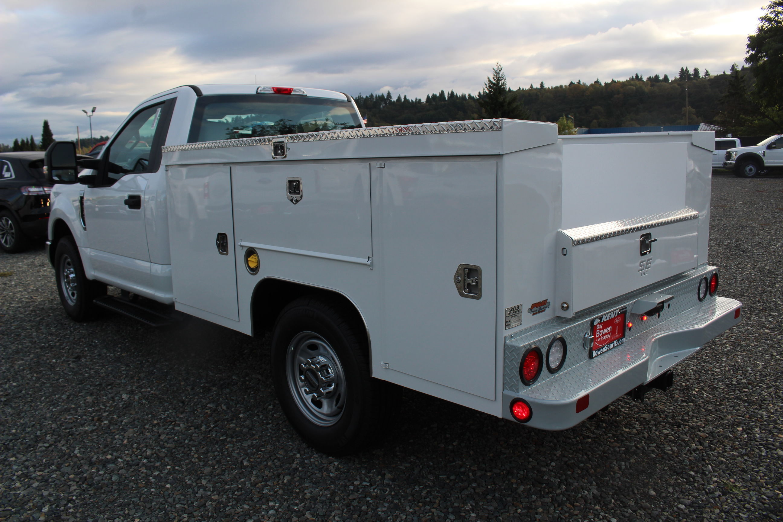 2019 F-250 Regular Cab 4x2, Scelzi Service Body #E8742 - photo 1