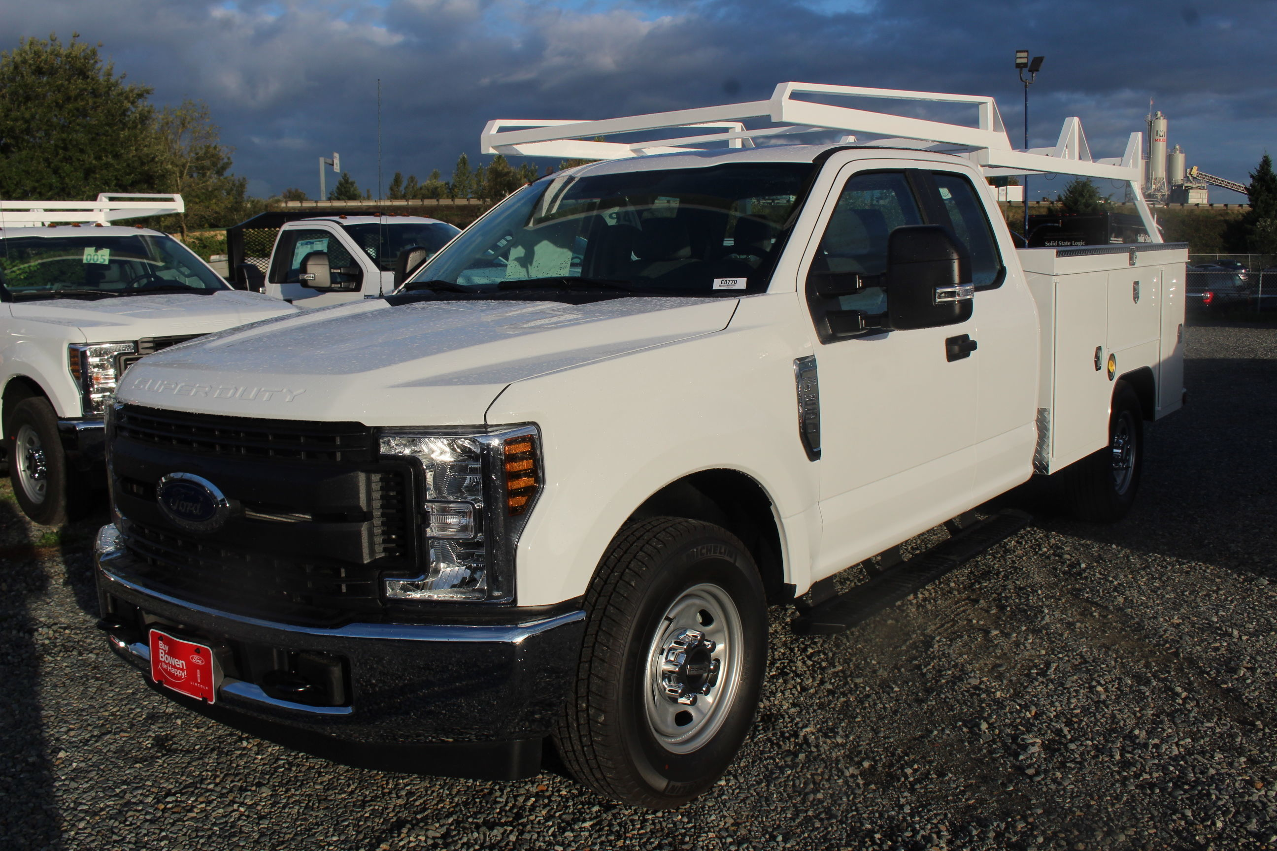 2019 F-250 Super Cab 4x2, Service Body #E8770 - photo 1