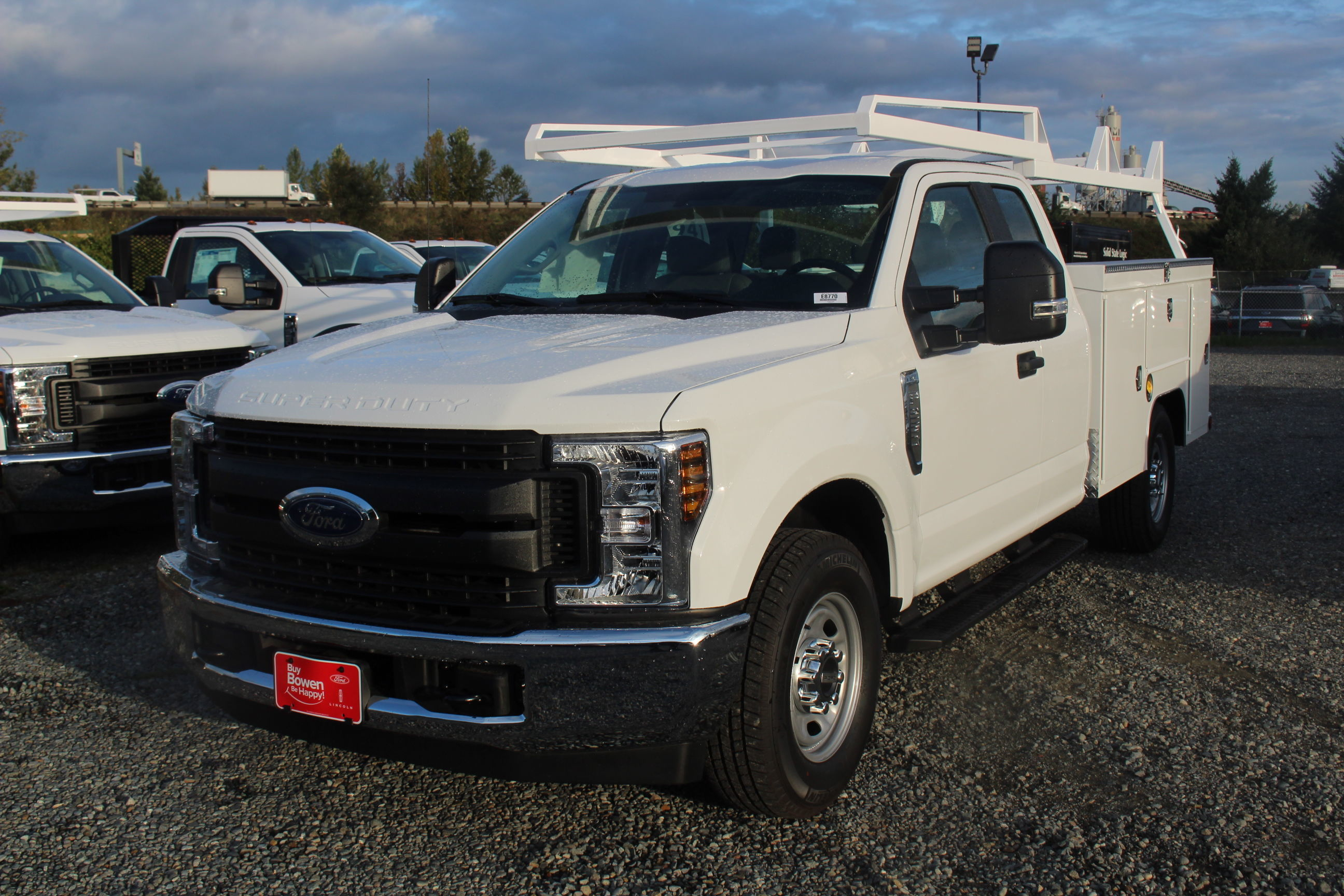 2019 F-250 Super Cab 4x2, Scelzi Service Body #E8777 - photo 1
