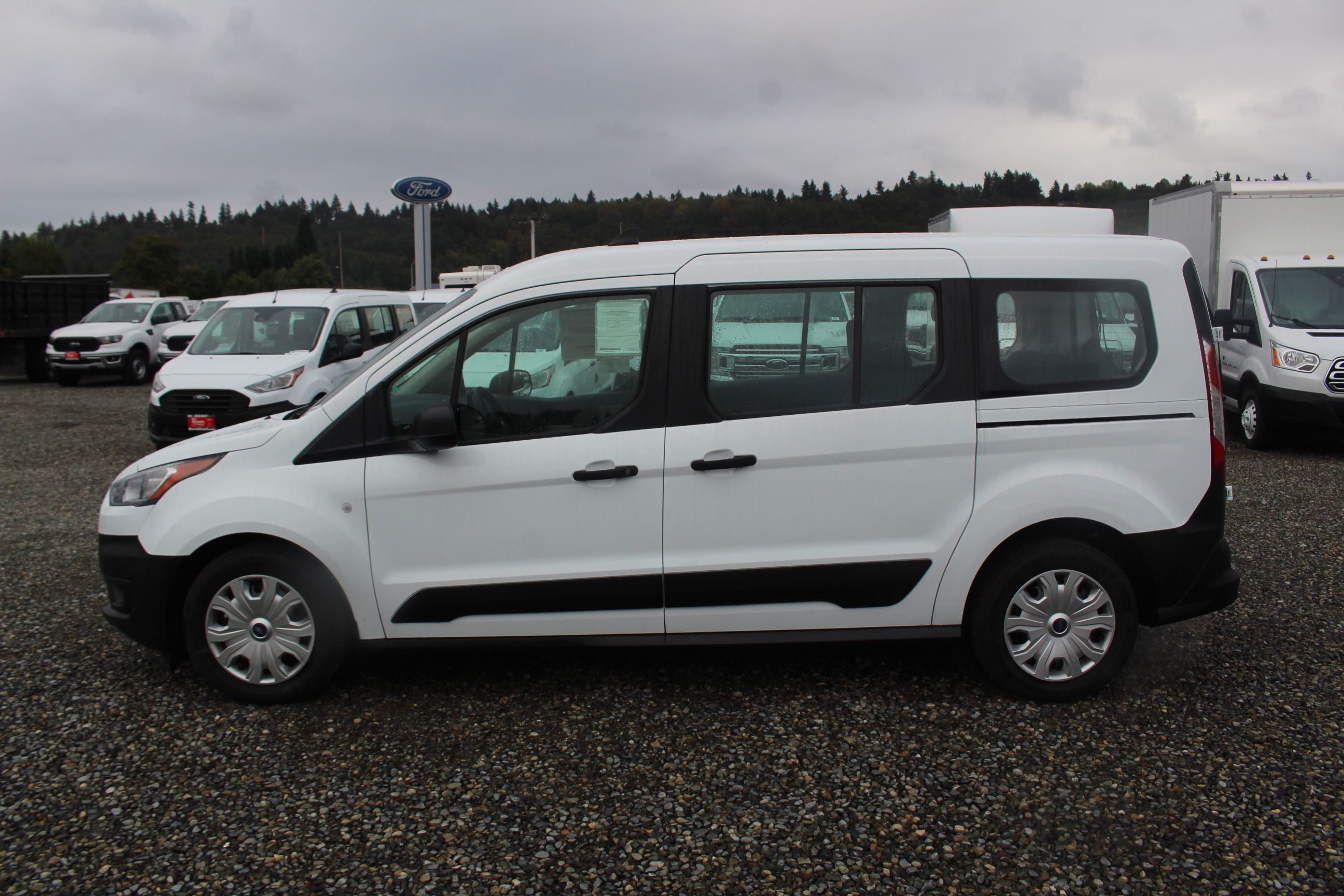 2020 Transit Connect, Passenger Wagon #E8786 - photo 13